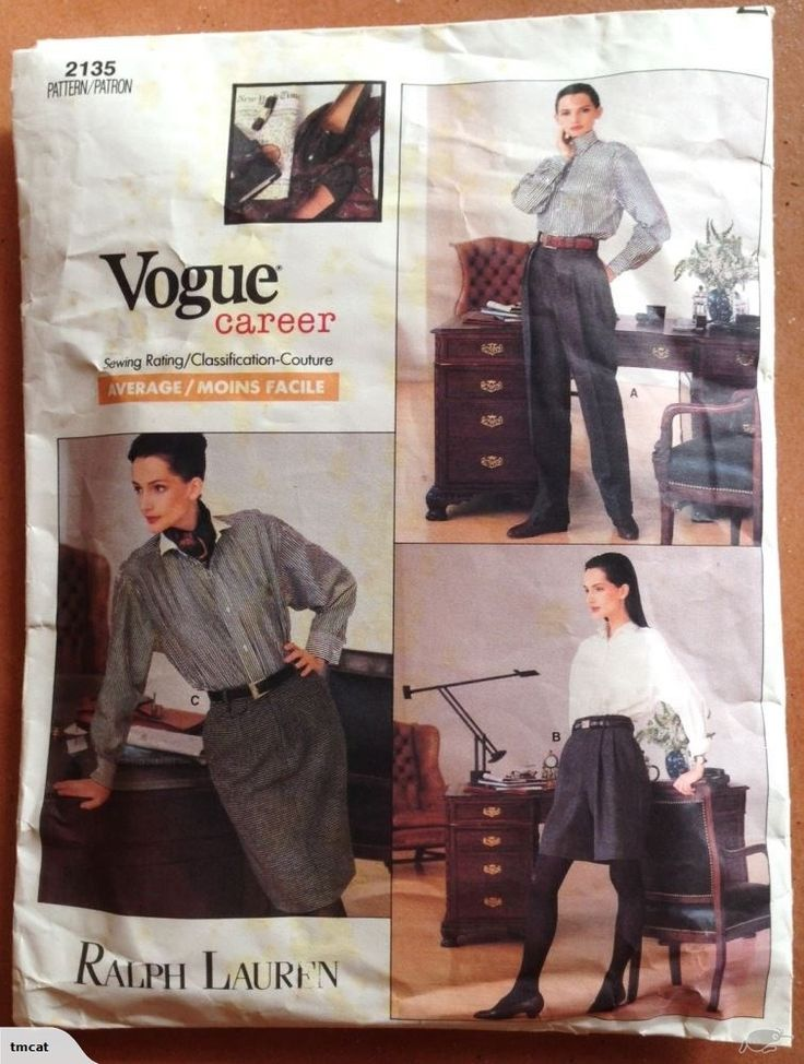Vogue Career Ralph Lauren Pants & skirt sz 12 - 16   Trade Me