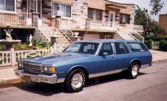 1985 chevy caprice wagon cars pinterest. Black Bedroom Furniture Sets. Home Design Ideas