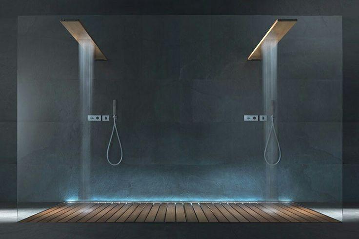 Meer dan 1000 idee n over italiaanse badkamer op pinterest badkamer ijdelheden badkamer en - Italiaanse douche mosai dat ...