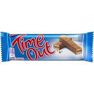 #Cadbury Time Out #Chocolate 32g
