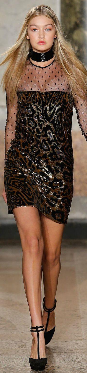 Gigi Hadid for Emilio Pucci