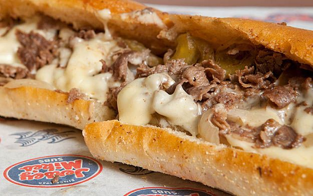 Jersey Mike's - Philly Cheese Steak