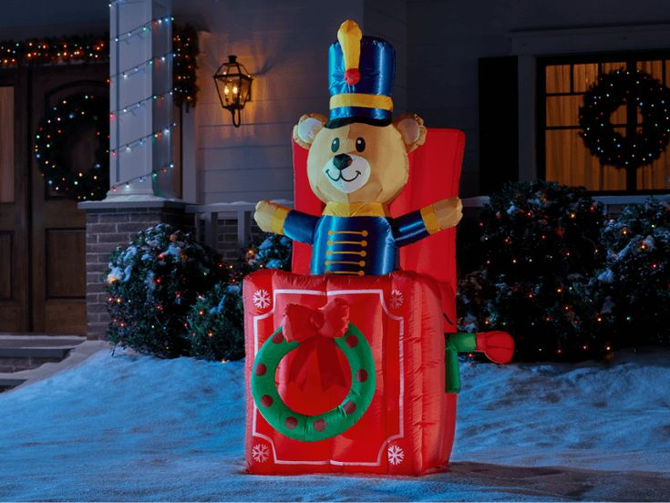 Outdoor Christmas Decorations The Home Depot Outdoor Christmas Decorations Outdoor Christmas Outdoor Christmas Tree
