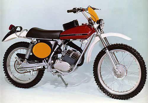 Gori - rg Sachs 5v 50 cc - 1974