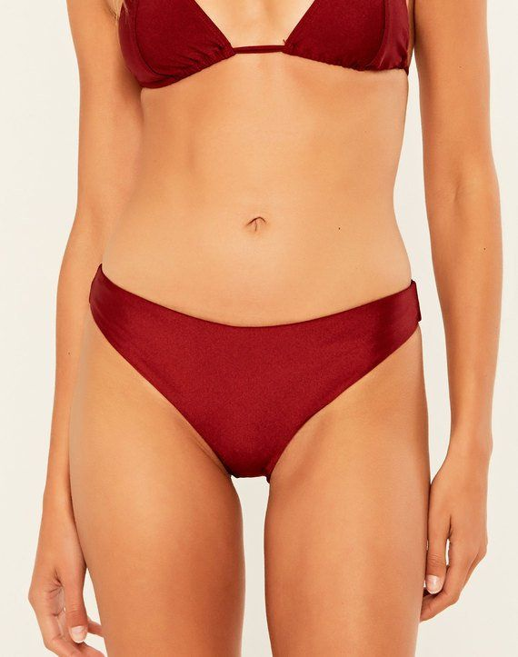 Shimmer Bikini Brief Plum Shimmer $16.99 or 2 for $30