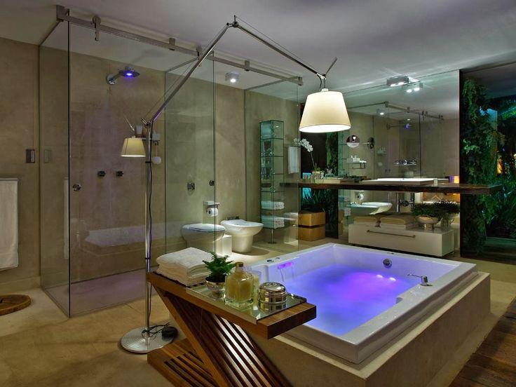 ~ Uma Linda Promessa ~: Banheiros Luxuosos