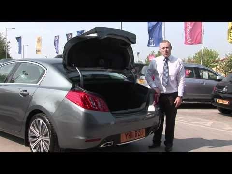 Peugeot 508 Review. #Peugeot #508 #Video #Review