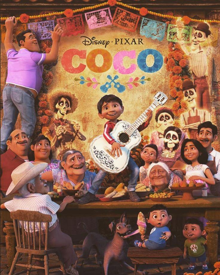 Ayer se estrenó COCO la nueva película de Disney! Ya puedes pedir tu cumple temático  de COCO en La Estación Kids!! Una fiesta muy Tex Mex !!! #coco #laestaciondelnorte #laestacionkids #fiestamexicana #disney #disneyfans #bilbaocentro #cumpleaños
