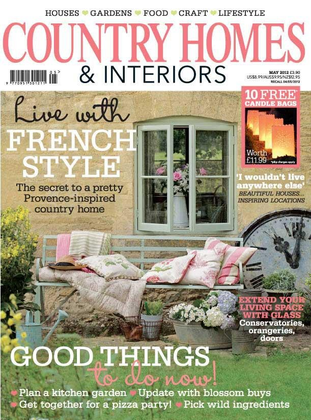 1000 images about best home magazines on pinterest for Country home decor magazine