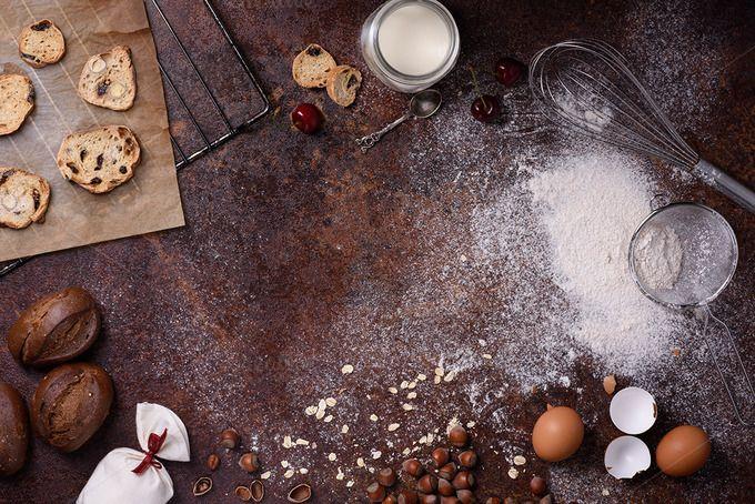 Bakery by Iuliia Leonova on @creativemarket