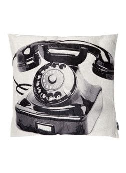Bijenkorf - kussen oude telefoon