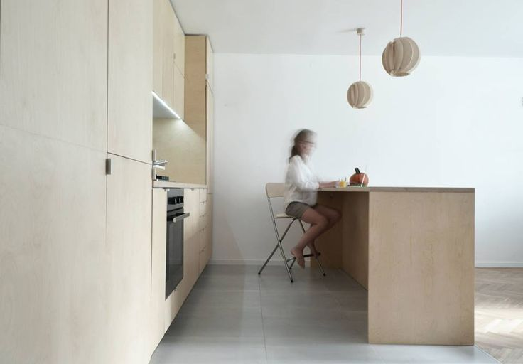 Lampy Papoula  projekt lampy: SEAN projekt kuchni: Zuzanna Szpocińska zdjęcia: Tomek Marciniewicz