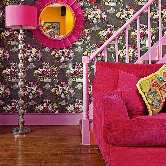 Hot Pink Bedroom Accessories Bedroom Ideas Pinterest Bedroom Decor Ideas Uk Lilac Bedroom Accessories: 25+ Best Ideas About Hot Pink Bedrooms On Pinterest