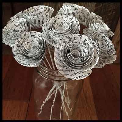 paper wish flowers