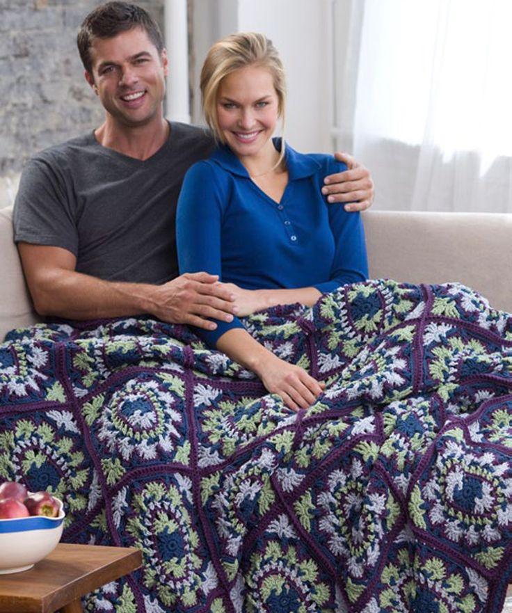557 Best Crochet Blankets Images On Pinterest Crocheted Blankets