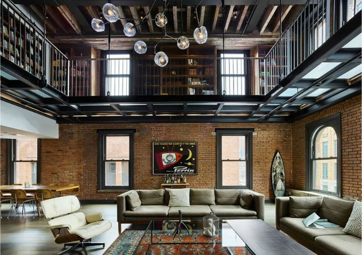 Tribeca Loft – 1892 Building Transformed into a Home in St Hubert 10, NY