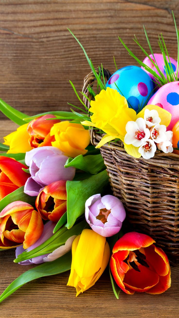 463 best colorful themes images on pinterest bright - Easter desktop wallpaper ...