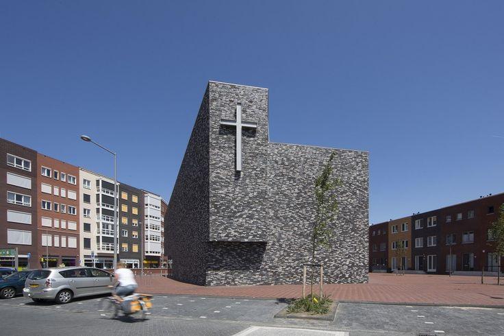 RoosRos Architecten (Project) - Nieuwbouw Oosterkerk, plek van ontmoeting