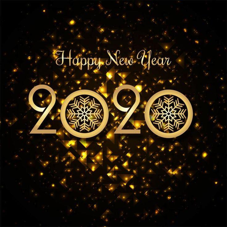 Sfondo di festival di Capodanno tradizionale stile 2020