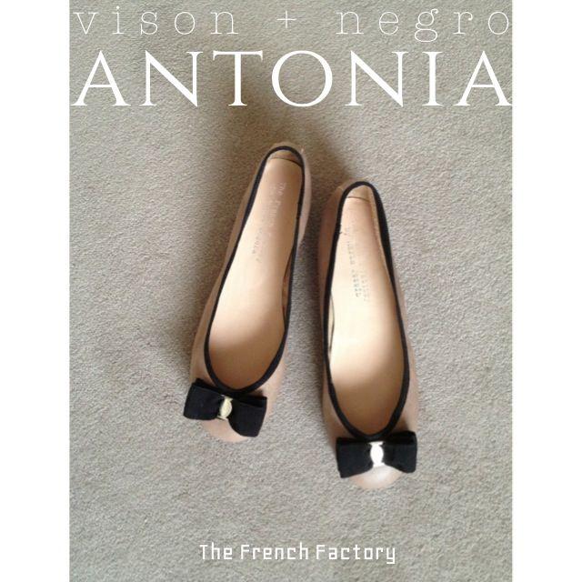 Antonia Ballet Flats