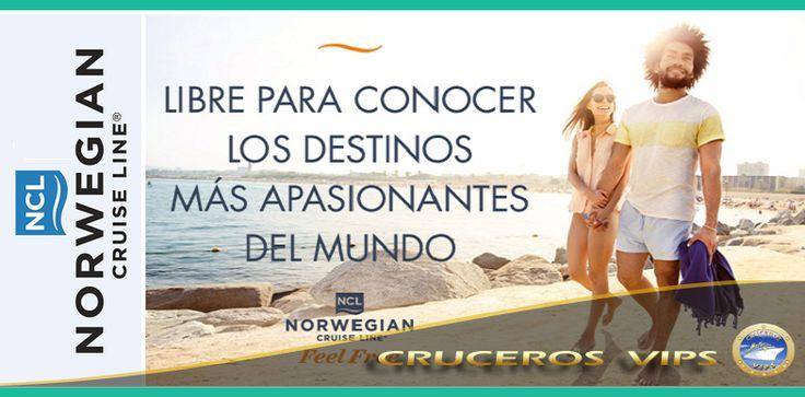 DISFRUTA EL MOMENTO CON LAS EXCURSIONES EN TIERRA DE NORWEGIAN CRUISE LINE
