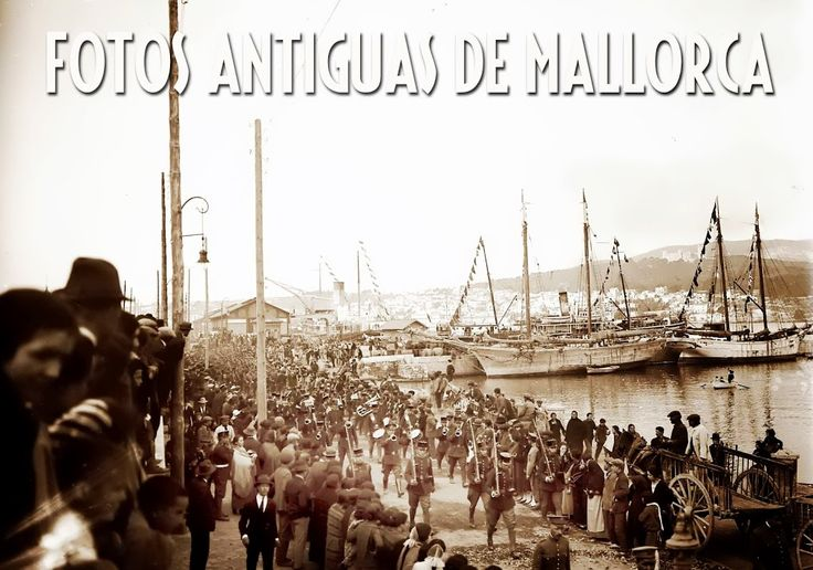 Fotos Antiguas de Mallorca: Foto Pin-Up, Old Pictures, Vintage, Old Picture