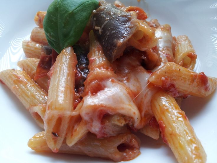 Pasta alla Siciliana