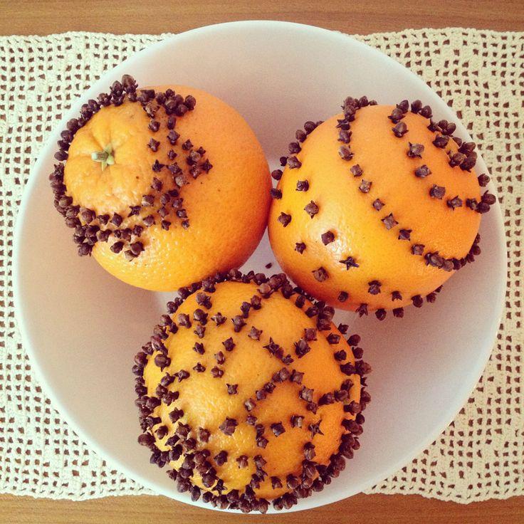 Nuori Koti - tuoksuvat appelsiinit