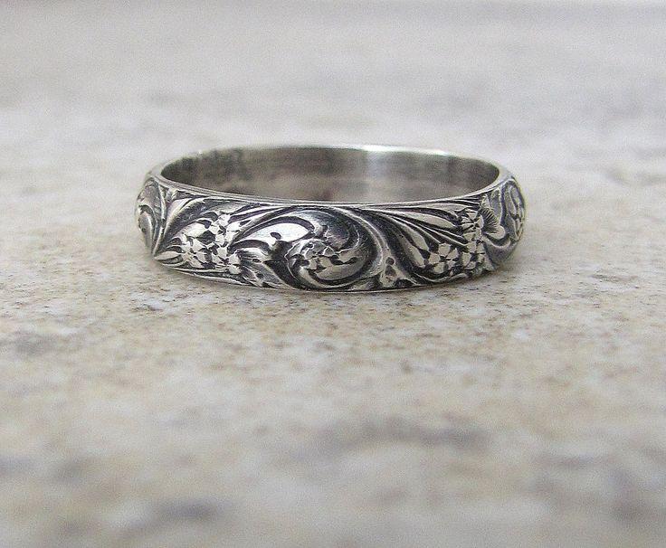 17 Best ideas about Antique Wedding Rings on Pinterest Unique