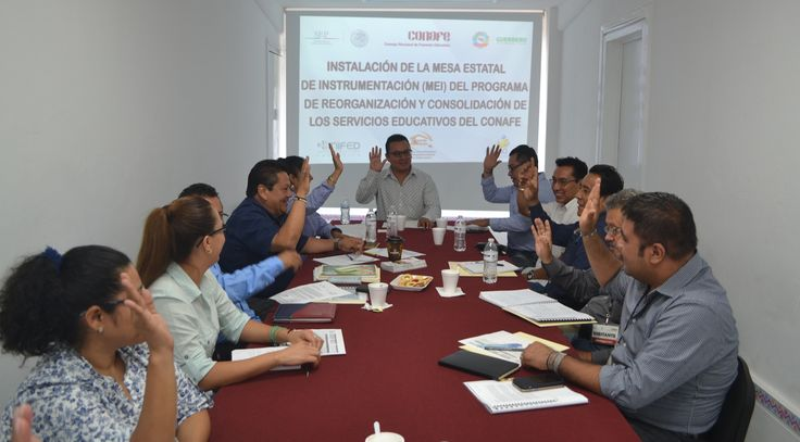 Gobierno de Guerrero ] CHILPANCINGO, Gro. * 01 de junio de 2017. En el marco de la Reforma Educativa, particularmente en su prioridad Equidad e Inclusión, el Consejo Nacional de Fomento Educativo (Conafe), delegación Guerrero, llevará a cabo a partir del ciclo escolar 2017-2018, la primera etapa...