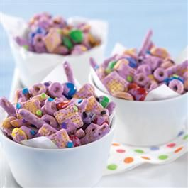 Purple Party Mix
