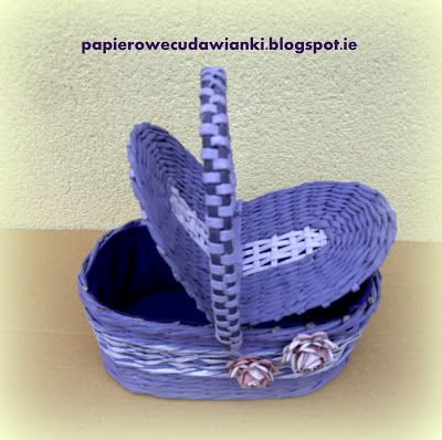 That's what I and what I like: picnic-basket tutorial with pics