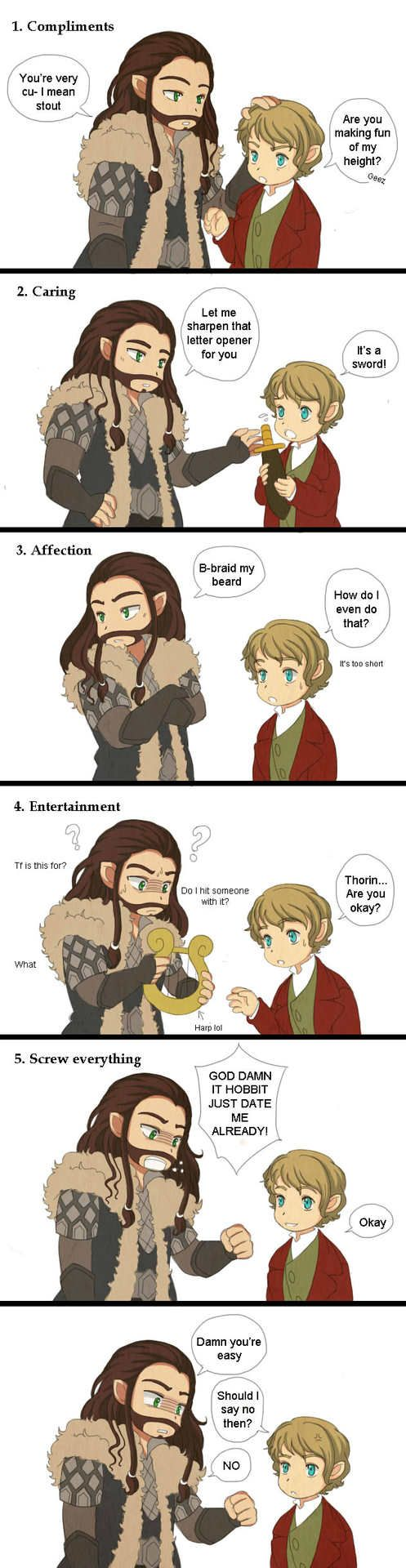 Even though I don't ship Thorbo, this is really cute.