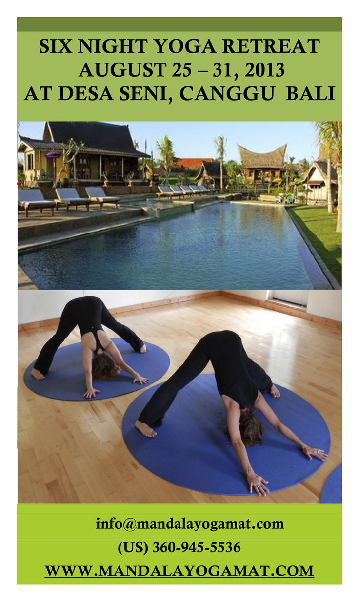 60 Best Yoga Retreats And Travel Images On Pinterest