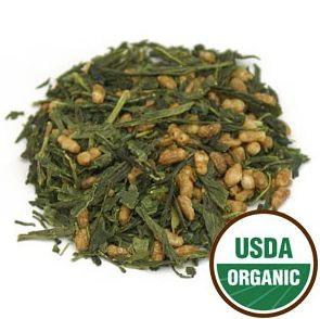 Genmaicha Tea Organic [green]