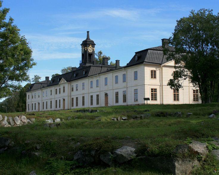 Svartsjö Castle, Sweden