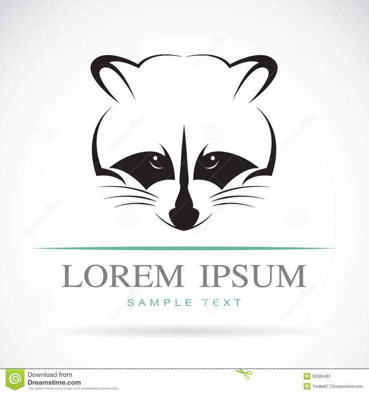 raccoon tattoo designs - Buscar con Google