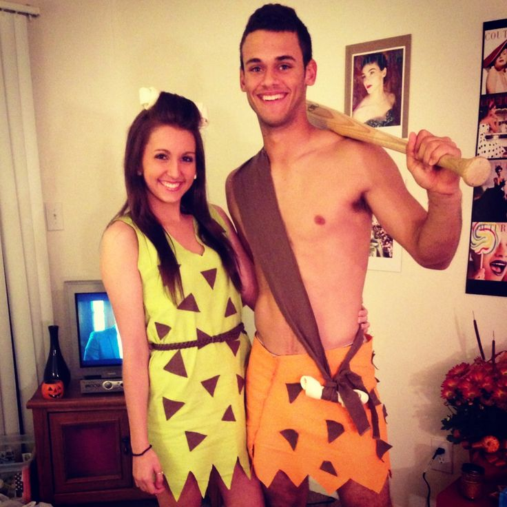 Probably the closest Pebbles & Bam Bam Costume to what I was thinking!! Courtesy of MagazineChick75, thanks!