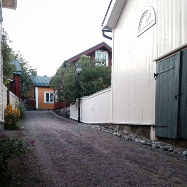 Old Town, Ekenäs, Finland