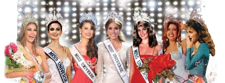 Miss Universo Venezolanas