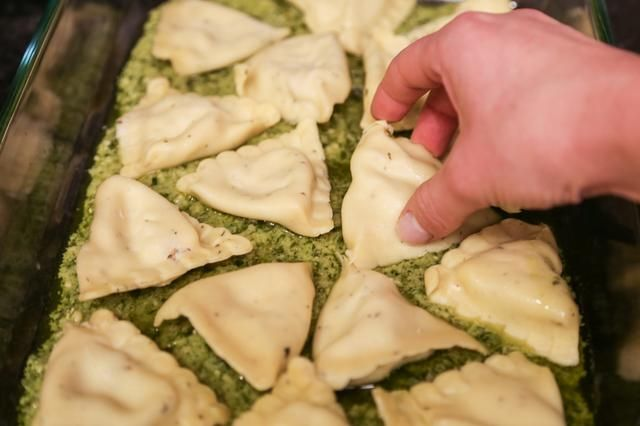 How to Cook Ravioli in the Oven