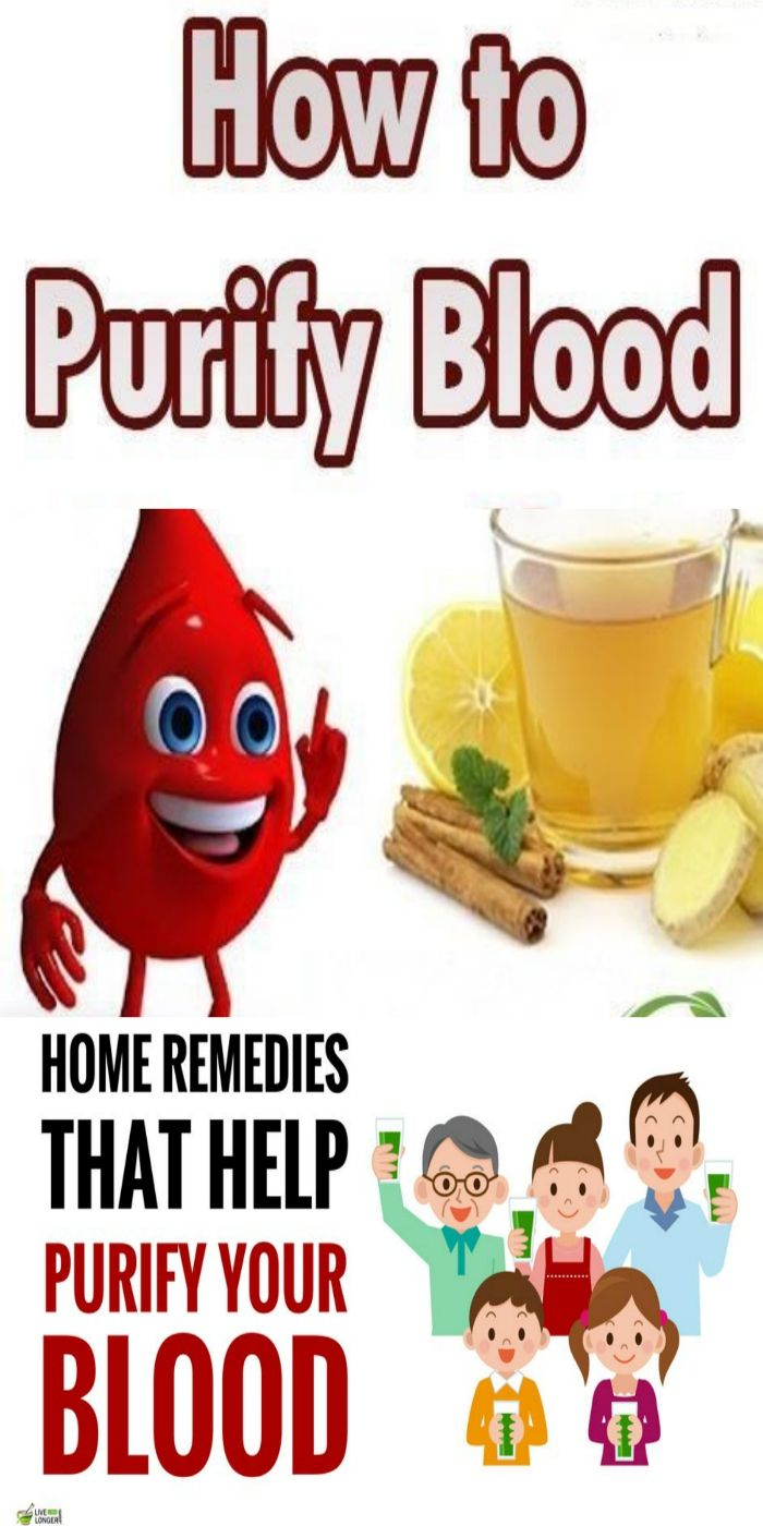 HOW TO PURIFY BLOOD NATURALLY? HOME REMEDIES THAT HELP PURIFY YOUR