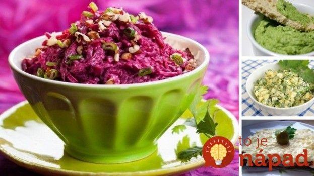 Pripravte si 5 najlepších zdravých nátierok podľa našich receptov. Nájdete ich na http://tojenapad.dobrenoviny.sk/5-najlepsich-zdravych-pomazanok/  #natierka #recept #recipe #healthy #spread #tojenapad #delicious