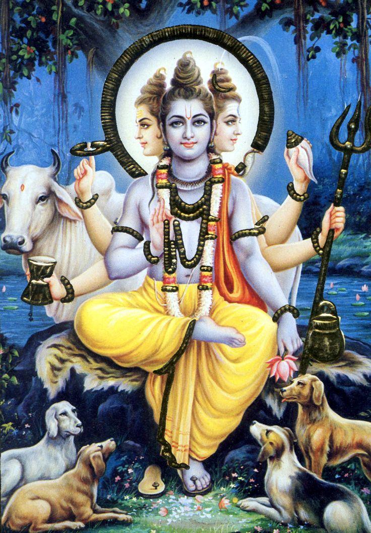 Lord Dattatreya