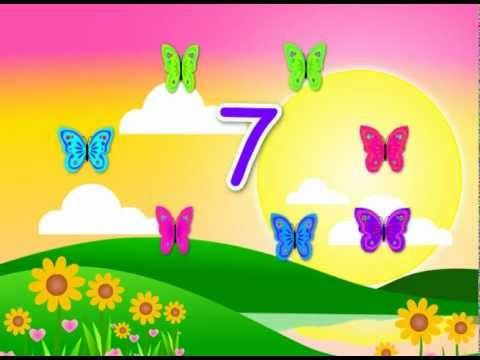 Spanish Numbers Song 1-10
