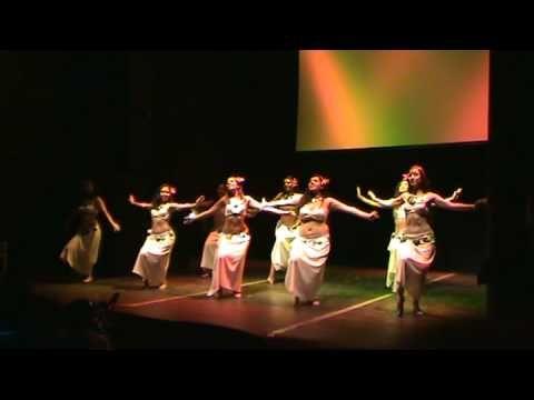 """Danza Tahitiana en Chile con Emilia Tepano """"Fakateretere"""