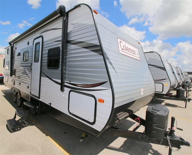 New 2016 Coleman Coleman Travel Trailers For Sale In Katy, TX - KAT1239948 - Camping World