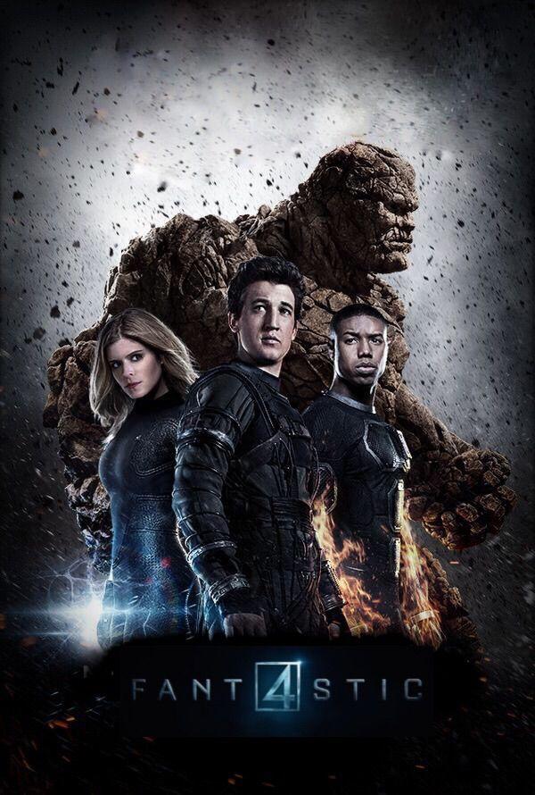 Οι «Fantastic Four» επιδεικνύουν τις δυνάμεις τους σε μια νέα διαφήμιση #fantasticfour