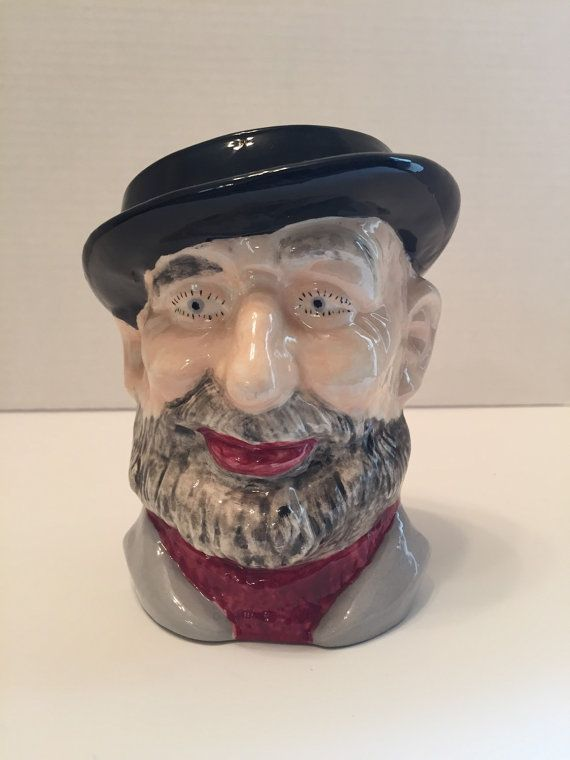 17 Best Images About Vintage Head Other Planters On