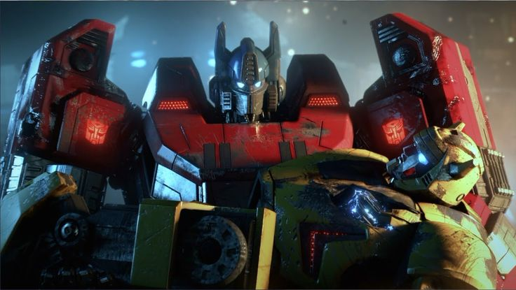 Transformers Fall of Cybertron Full Movie All Cutscenes - Very Long  o.o